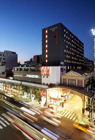 ホテルフォルツァ長崎 外観