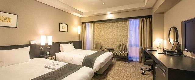 リッチモンドホテル長崎思案橋 客室