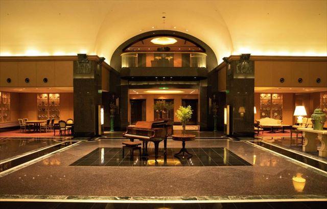 ザ・ホテル長崎BWプレミアコレクション ロビー