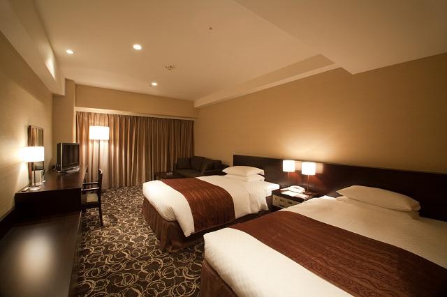 ホテルニュー長崎 客室