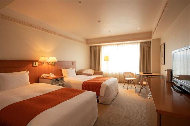 ザ・ホテル長崎BWプレミアコレクション 客室