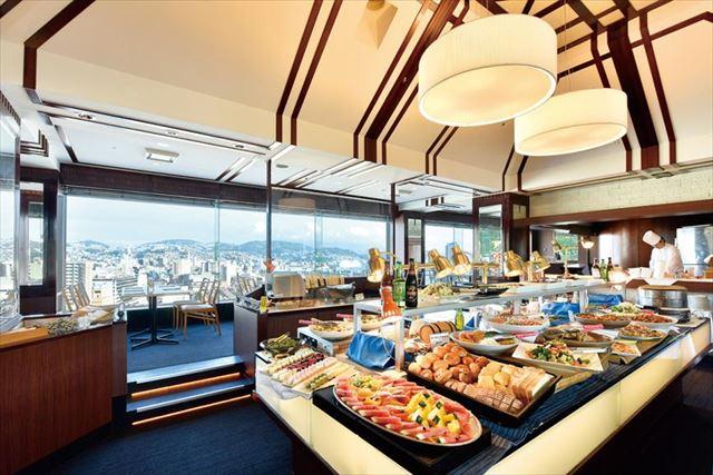 ザ・ホテル長崎BWプレミアコレクション 朝食