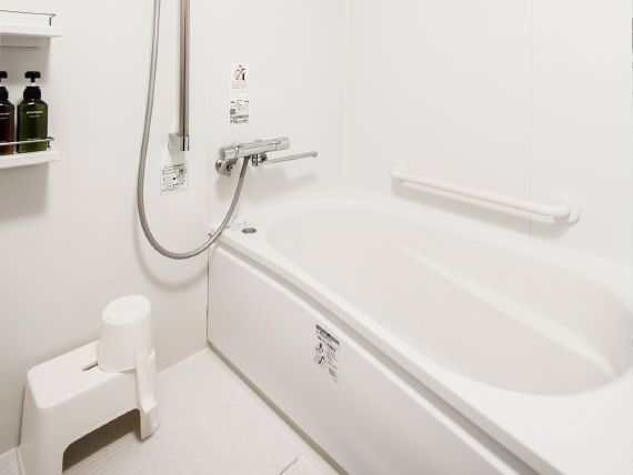 長崎バスターミナルホテル 浴室