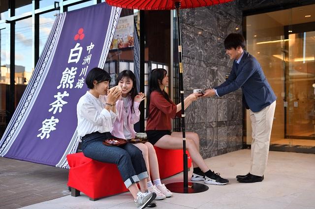 中洲 天神 おすすめ ホテル ホテルWBF福岡中洲 ウェルカムドリンク