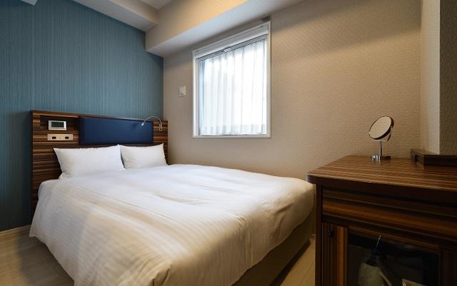 中洲 天神 おすすめ ホテル ホテルWBF福岡中洲 客室