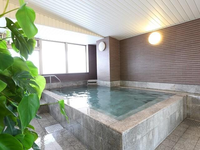 ホテル法華クラブ大分 浴場