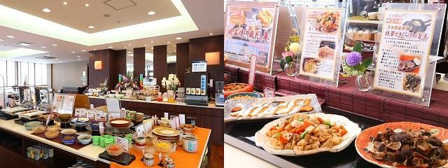 ホテル法華クラブ大分 朝食