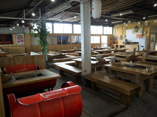太良 牡蠣小屋 漁師の館
