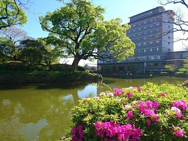 佐賀おすすめホテル ホテルニューオータニ佐賀 外観