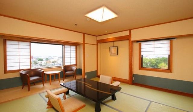 佐賀おすすめホテル ホテルニューオータニ佐賀 客室