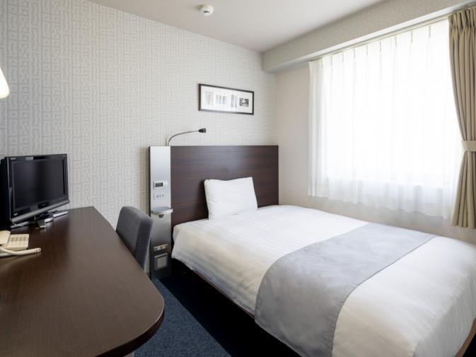佐賀おすすめホテル コンフォートホテル佐賀 客室