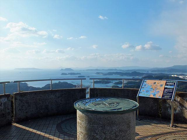 佐世保 観光スポット 石岳展望台