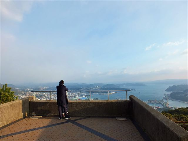 佐世保 観光スポット 弓張岳展望台