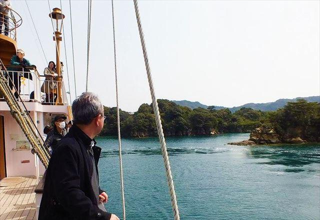 佐世保 観光スポット 九十九島遊覧船パールクィーン 乗船