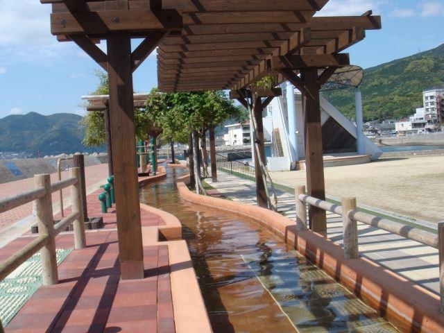 島原 周辺 観光スポット 小浜温泉 ほっとふっと105