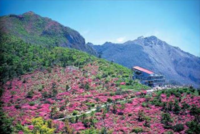 島原 周辺 観光スポット 雲仙岳