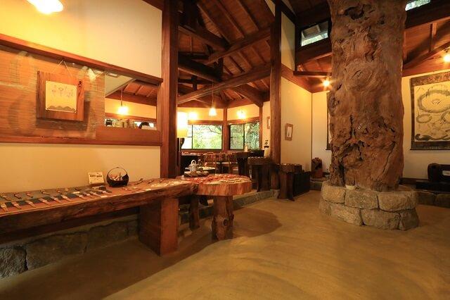 和のコテージ 仙の家 お箸作り