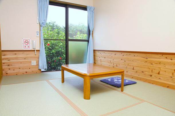 民宿いっぱち 客室