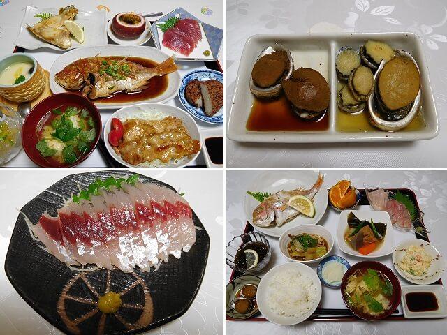 民宿いっぱち 夕食イメージ