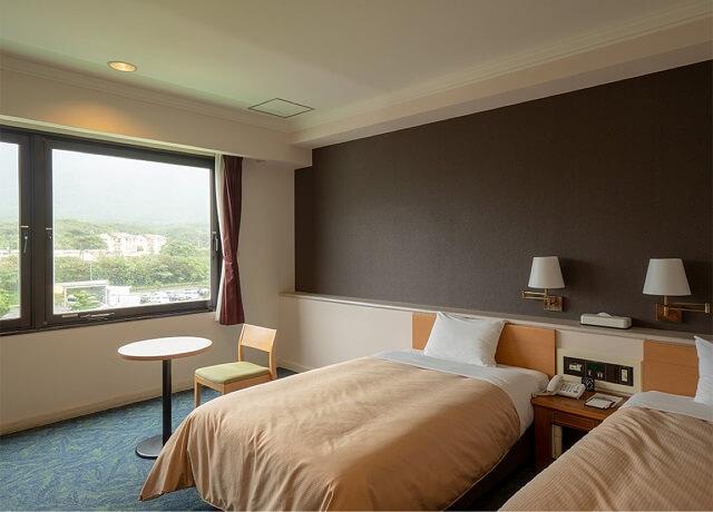 シーサイドホテル屋久島 洋室 客室