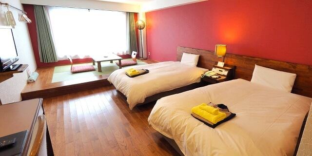 屋久島グリーンホテル 客室