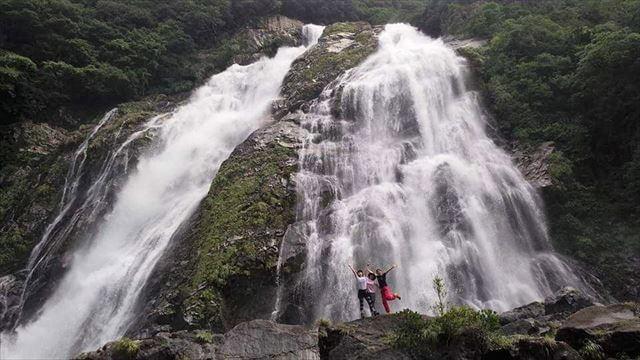 屋久島 観光 大川の滝