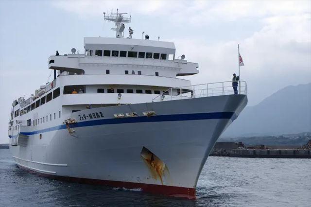 屋久島 高速船 フェリー