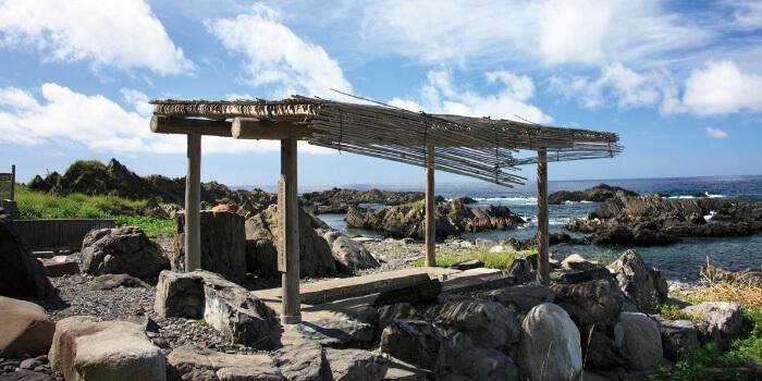 屋久島 観光スポット 平内海中浴場