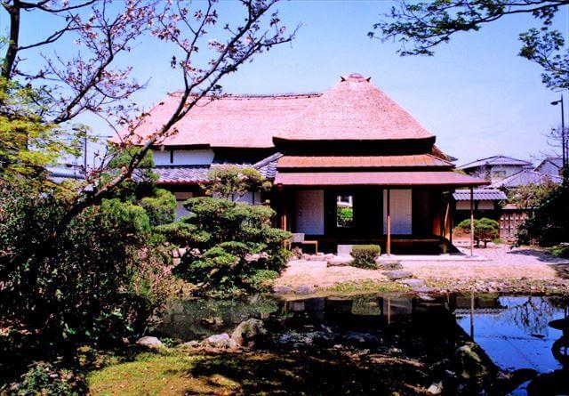 柳川観光 旧戸島家住宅