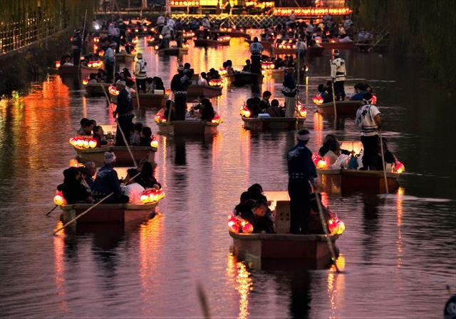 柳川観光 白秋祭り