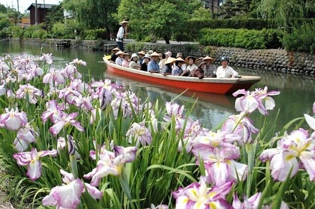 柳川観光 初夏
